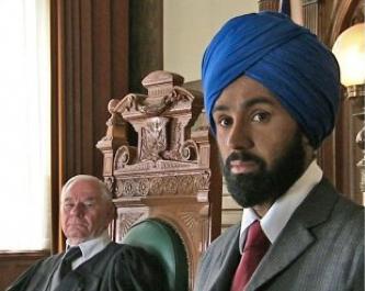 Rex vs. Singh