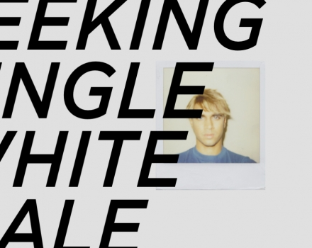 Seeking Single White Male